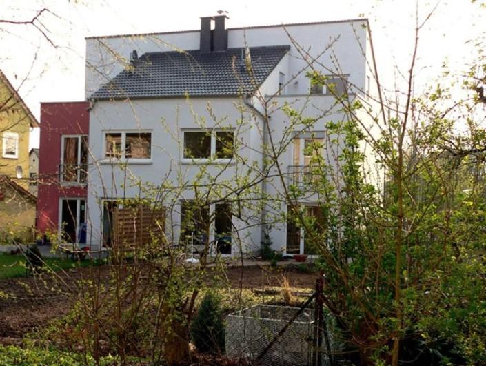 2 Doppelhaushälften Flüsseviertel