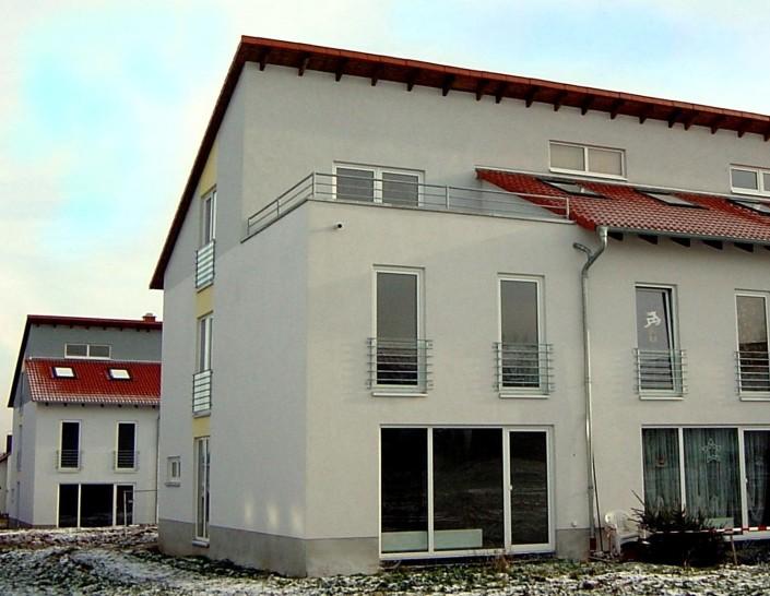 7 Reihenhäuser Harleshausen