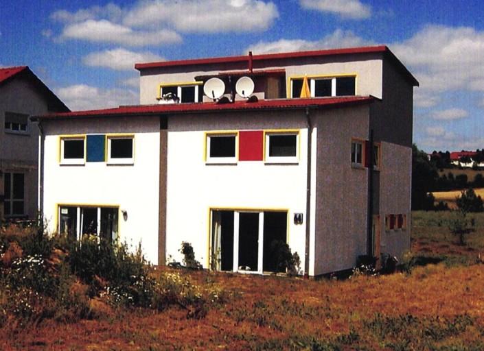 2 Doppelhaushälften An den Niederwiesen Harleshausen