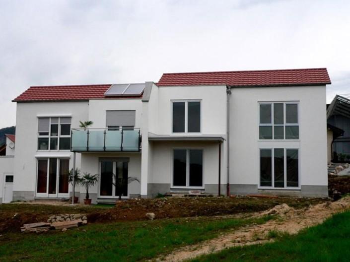 2 Doppelhaushälften Baunatal Altenritte