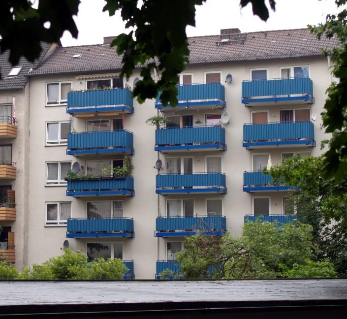 Dörnbergstrasse Modernisierung 12 Eigentumswohnungen Vorderer Westen