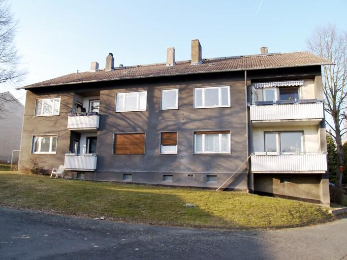 Fasanenhof Sanierung 6 Wohnungen vorher