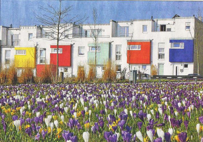 6 Stadtvillen Glücksburger-Strasse Baunatal
