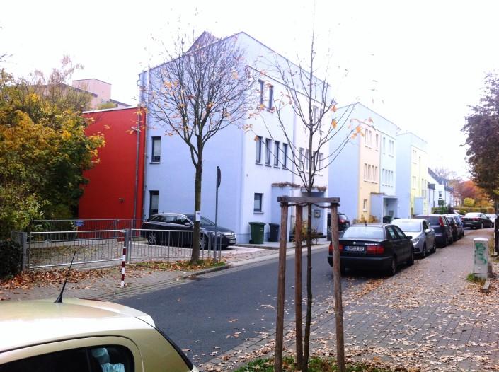 3 Doppelhäuser Gräfestrasse