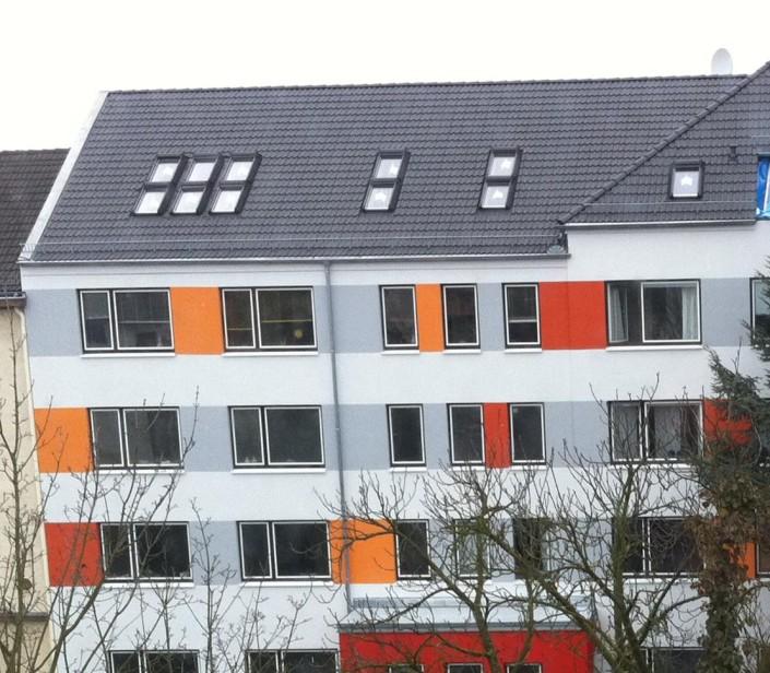 Kölnische Strasse 71 Nutzungsänderung Sanierung Büro-in Wohngebäude