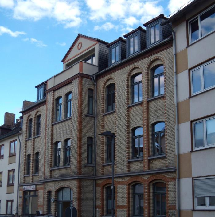 Landaustrasse Sanierung und Ausbau 7 Eigentumswohnungen Denkmal an der Aue