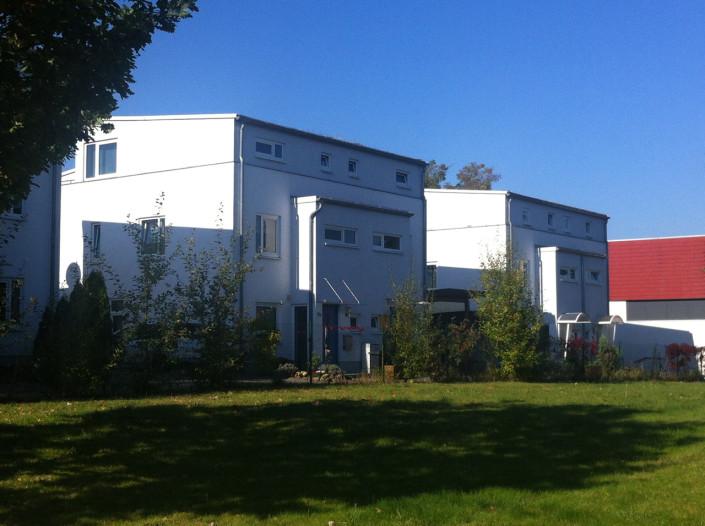 6 Doppelhaushälften Ludwig-Erhard-Str. Marbachshöhe