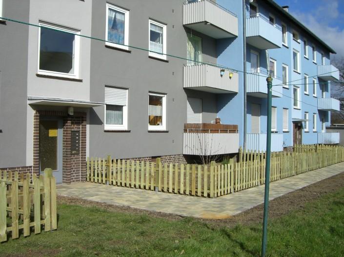 Ludwig-Mond-Strasse Sanierung 12 Eigentumswohnungen Auefeld