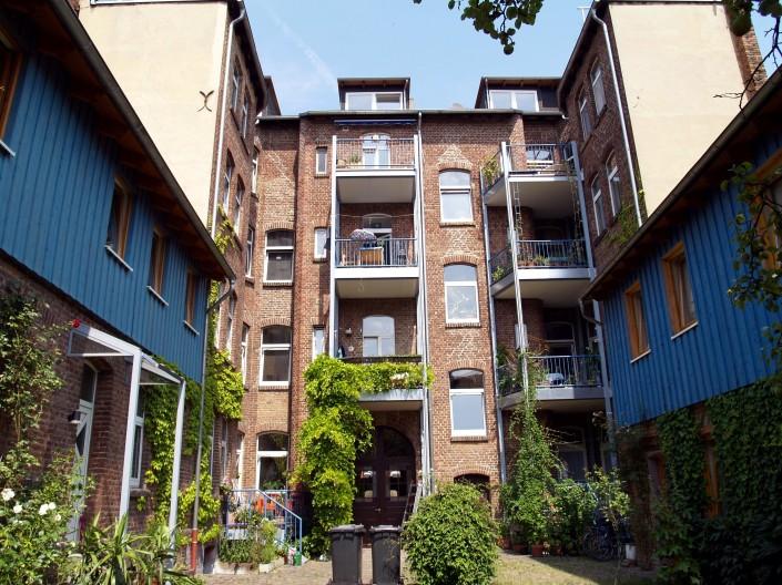 Philosophenweg II Sanierung 11 Eigentumswohnungen Auefeld