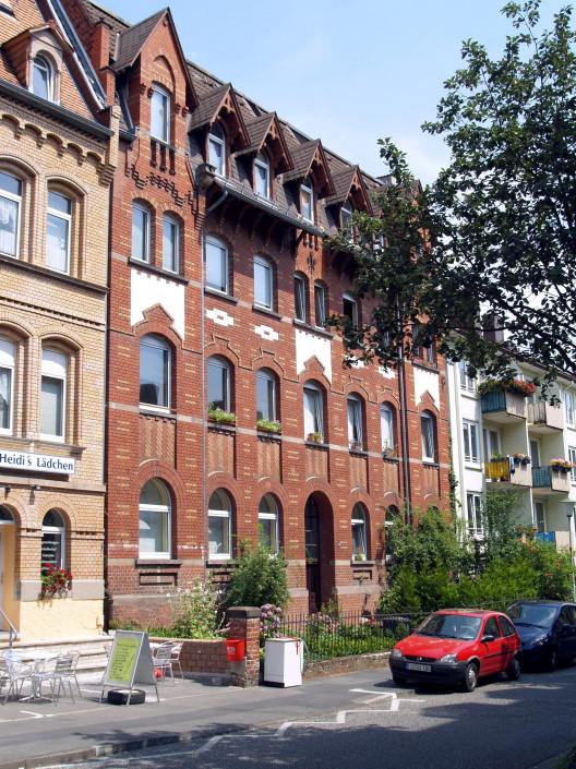 Philosophenweg Modernisierung 8 Eigentumswohnungen Auefeld