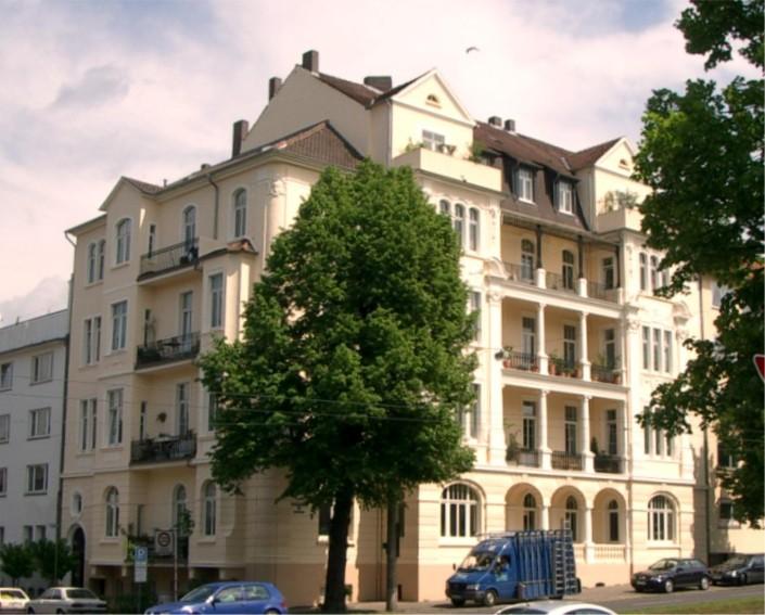 Wilhelmshöher Allee Umbau und Sanierung von 8 herrschaftlichen Eigentumswohnungen