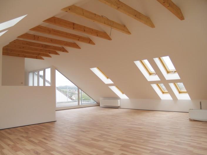 Berliner Strasse Sanierung 12 Wohnungen im Bestand mit Dachwohnungen Baunatal (Dachwohnung)